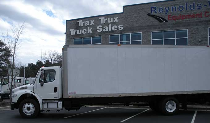 Trax Trux - Used Medium and Heavy Duty Truck Sales